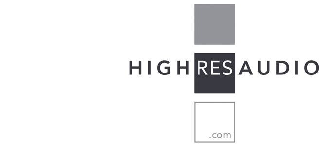 How do I buy music from HighResAudio using my Bluesound